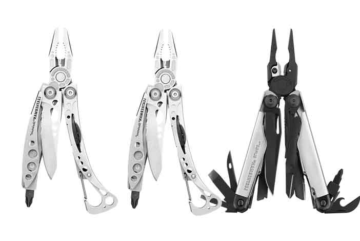 Navajas Multiusos Leatherman